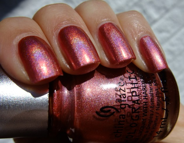 China Glaze - Not In This Galaxy 06