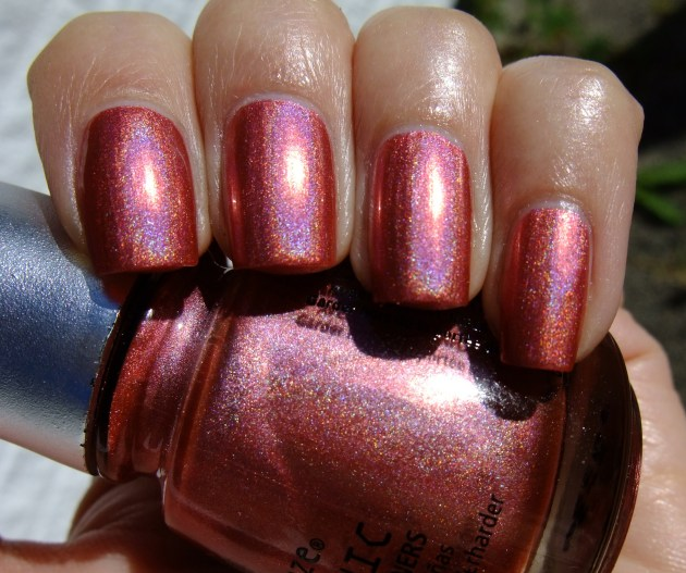 China Glaze - Not In This Galaxy 09