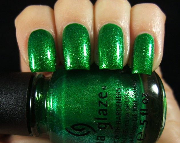 China Glaze - Running In Circles 01