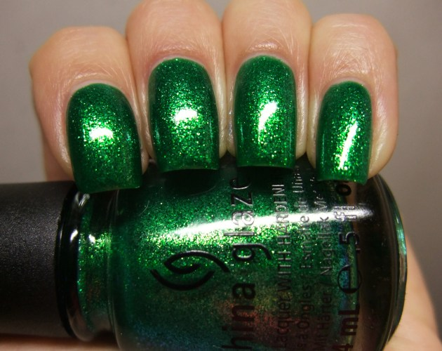China Glaze - Running In Circles 08