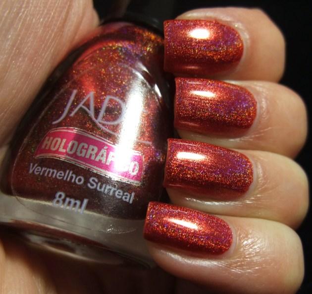 Jade - Vermelho Surreal 04