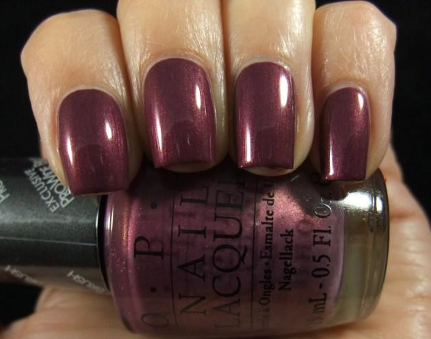 OPI - Catherine The Grape 03