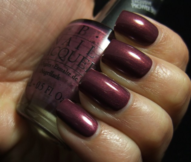 OPI - Catherine The Grape 04