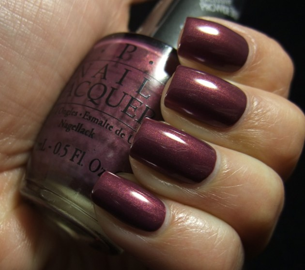 OPI - Catherine The Grape 05
