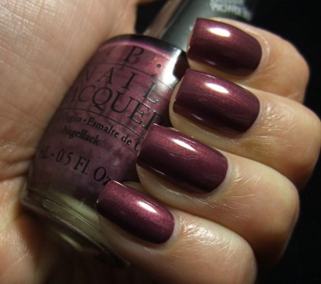 OPI - Catherine The Grape 05
