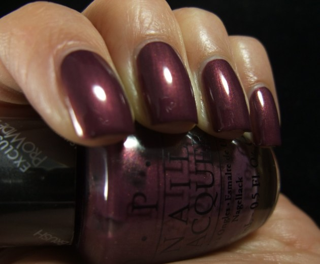 OPI - Catherine The Grape 06