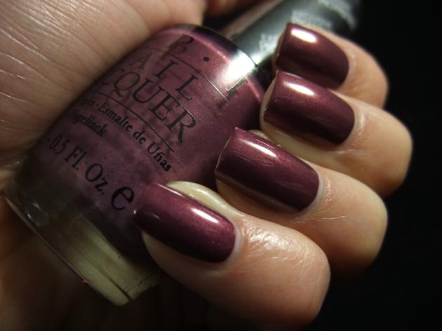 OPI - Catherine The Grape 08