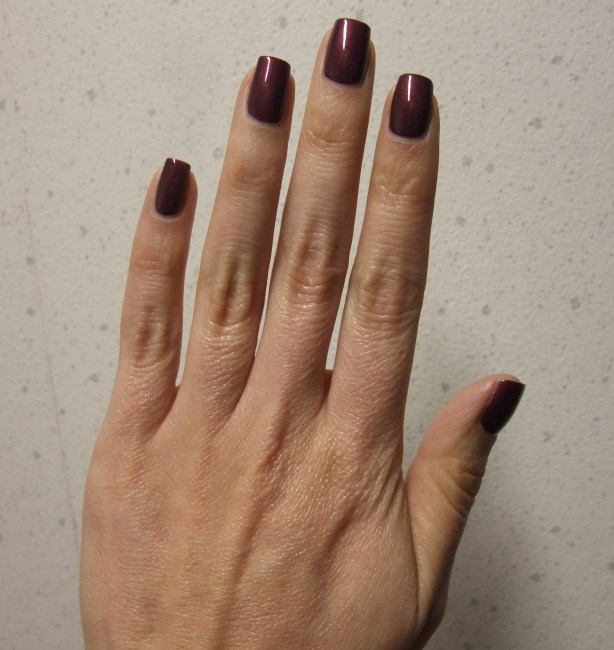 OPI - Catherine The Grape 10