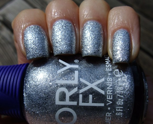 Orly - Silver Pixel 01