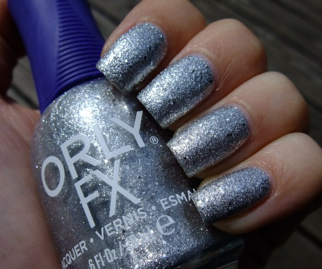 Orly - Silver Pixel 02