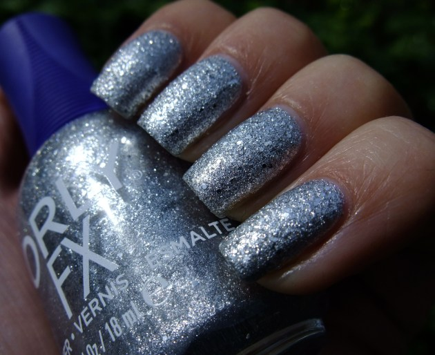 Orly - Silver Pixel 04