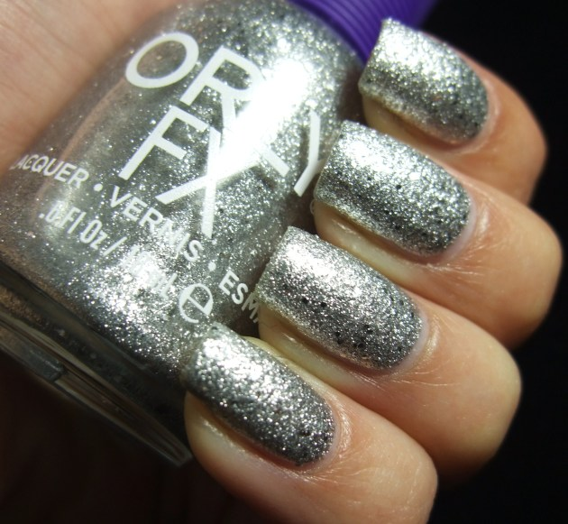 Orly - Silver Pixel 06