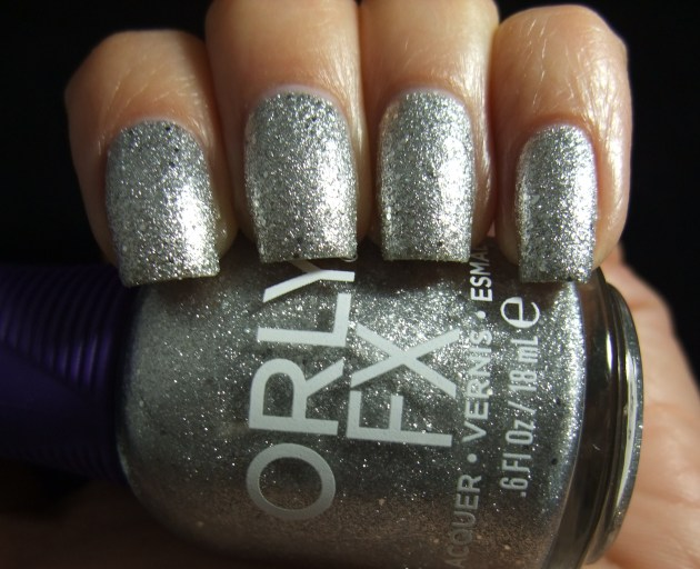 Orly - Silver Pixel 07