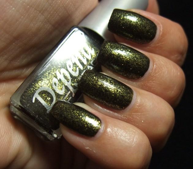 Depend - 2052 Golden Black 05