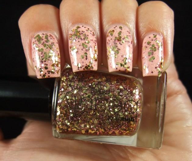 Gina Tricot - Rose Glitter 03