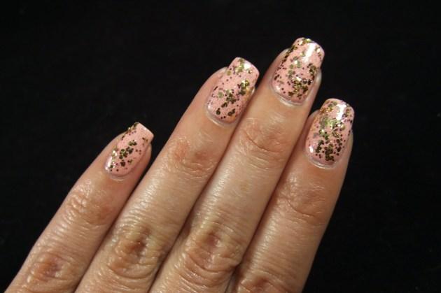Gina Tricot - Rose Glitter 05