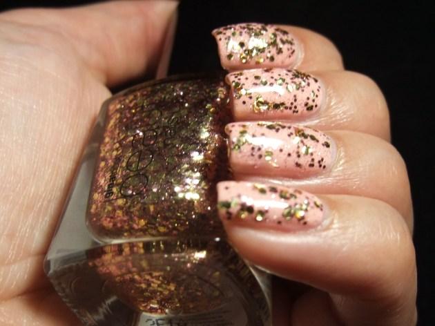 Gina Tricot - Rose Glitter 06