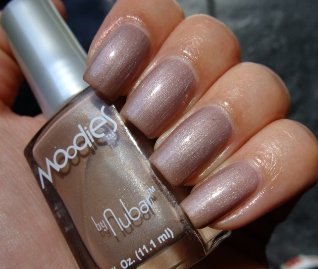 Nubar Moodies - Mocha Brown 01