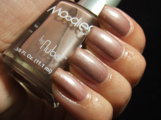 Nubar Moodies - Mocha Brown 06