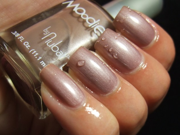 Nubar Moodies - Mocha Brown 07