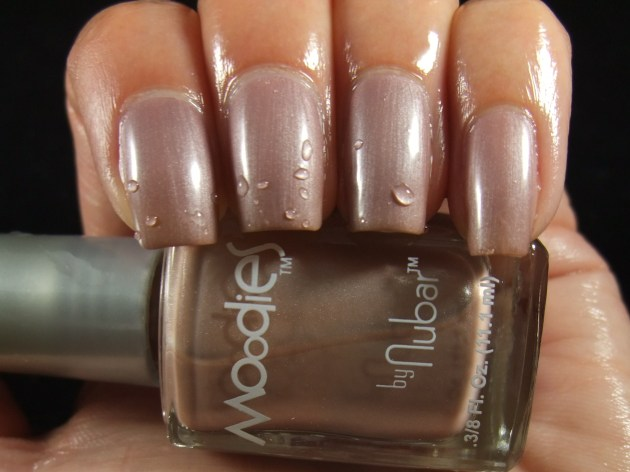 Nubar Moodies - Mocha Brown 08