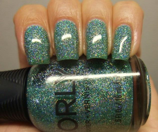 Orly - Sparkling Garbage 08