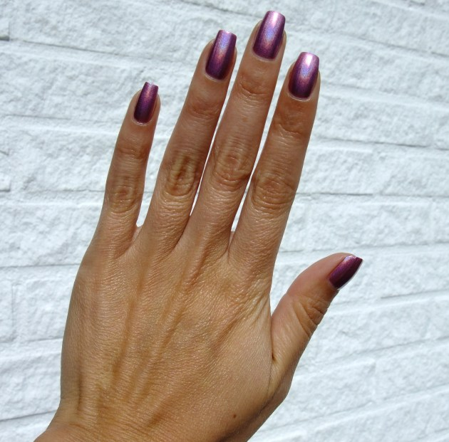 China Glaze - Astro-Hot 05