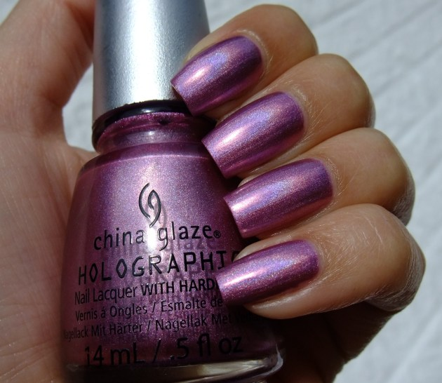 China Glaze - Astro-Hot 07