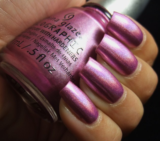 China Glaze - Astro-Hot 08