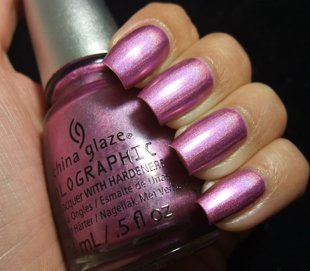 China Glaze - Astro-Hot 09