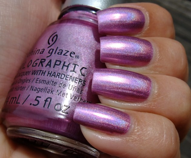 China Glaze - Astro-Hot 13