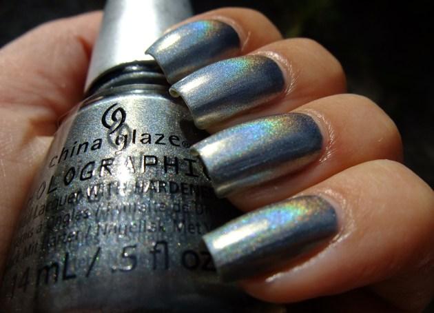 China Glaze - Cosmic Dust 04