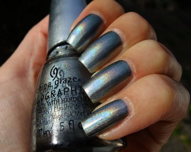 China Glaze - Cosmic Dust 11