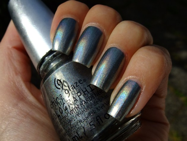 China Glaze - Cosmic Dust 13