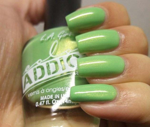 L.A Girl Color Addict - Urge 07