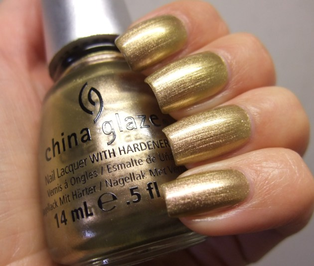 China Glaze - Swanky Silk 05