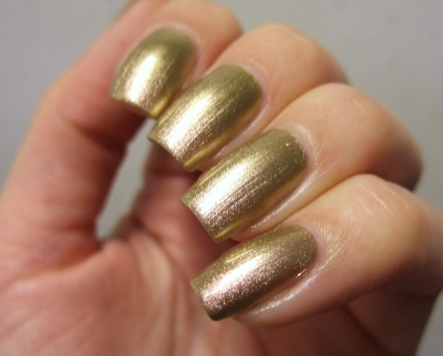 China Glaze - Swanky Silk 08