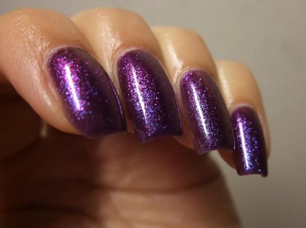 Glitter Gal - Wild Violets Brilliant 06