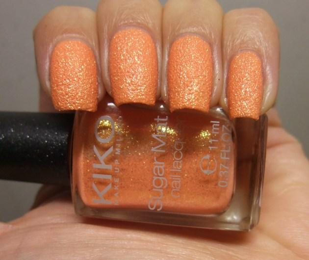 KIKO - 639 Golden Mandarin 02