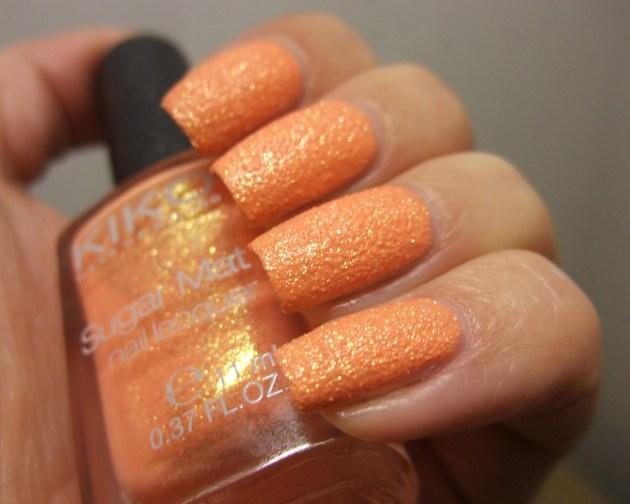KIKO - 639 Golden Mandarin 04