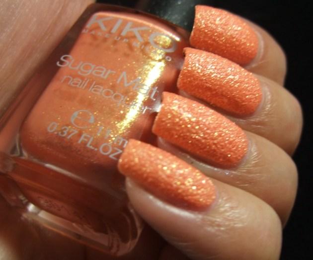 KIKO - 639 Golden Mandarin 06