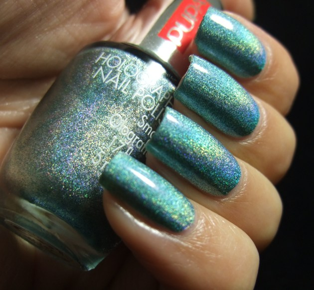 Pupa - 032 Holographic Emerald 02
