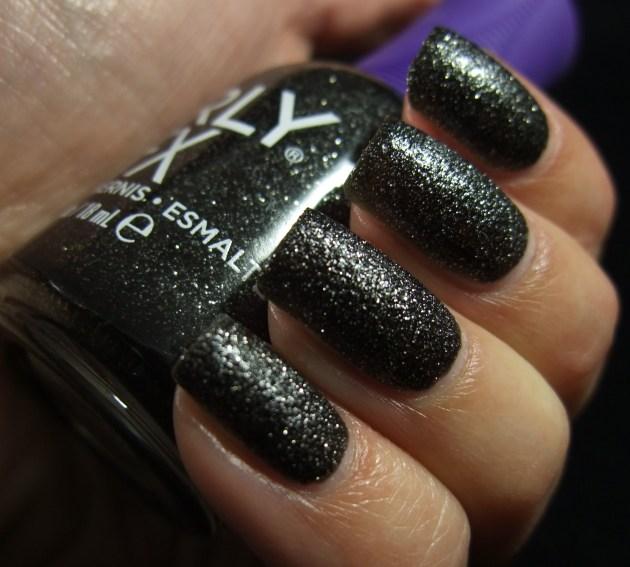 Orly - Black Pixel 05