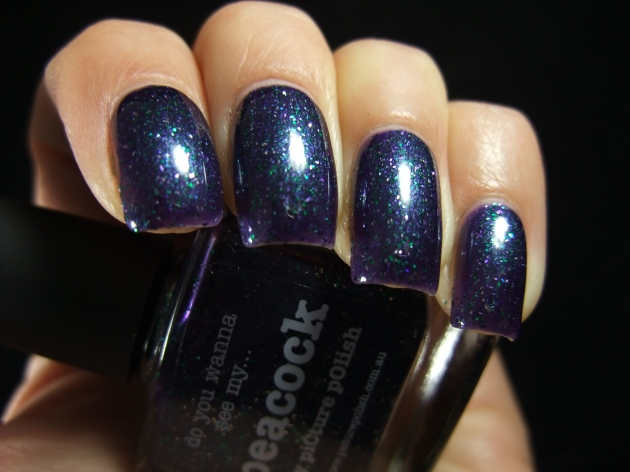 piCture pOlish - Peacock 01