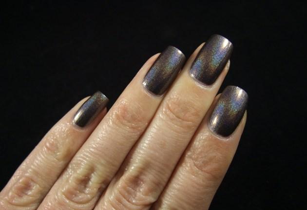 China Glaze - Galactic Gray 06