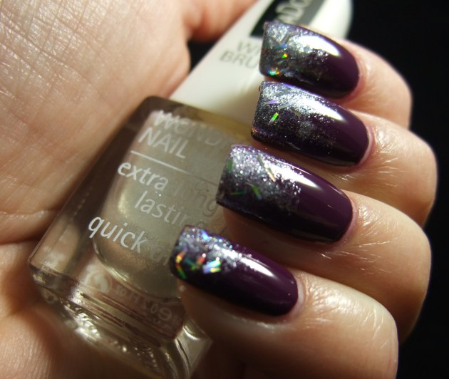 IsaDora Gradient Nail Art Sunday 02