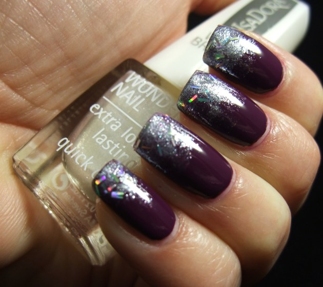 IsaDora Gradient Nail Art Sunday 04