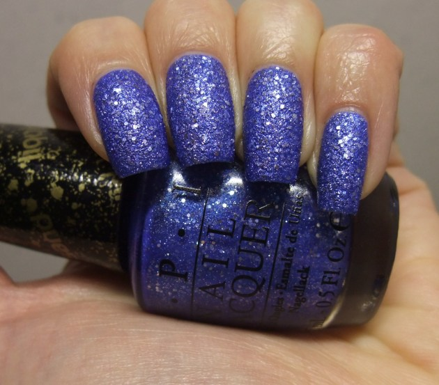OPI - Kiss Me At Midnight 13