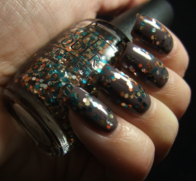 OPI - The Living Daylights 04