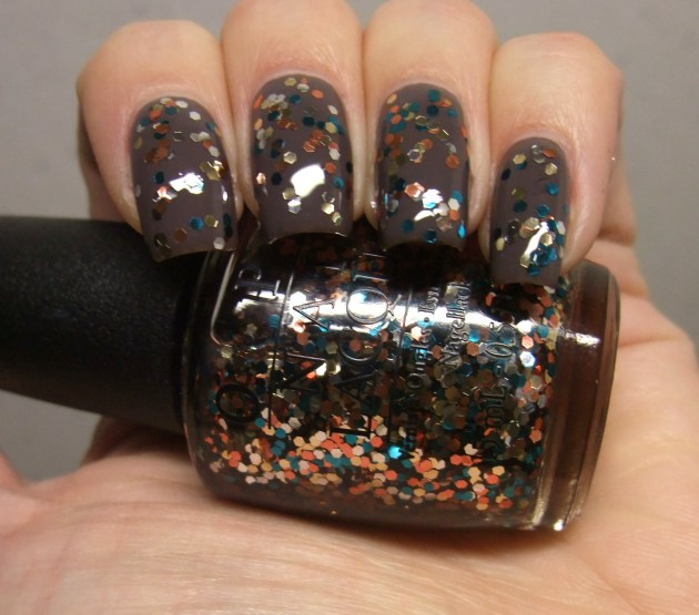 OPI - The Living Daylights 07